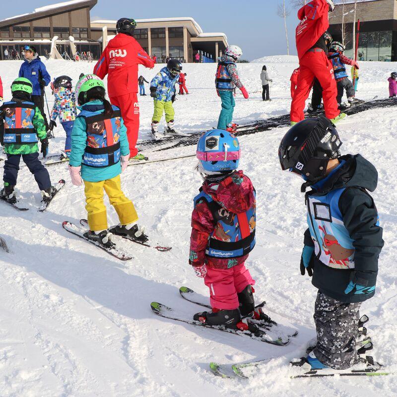 Free Niseko Sports Rentals for Kids in Spring
