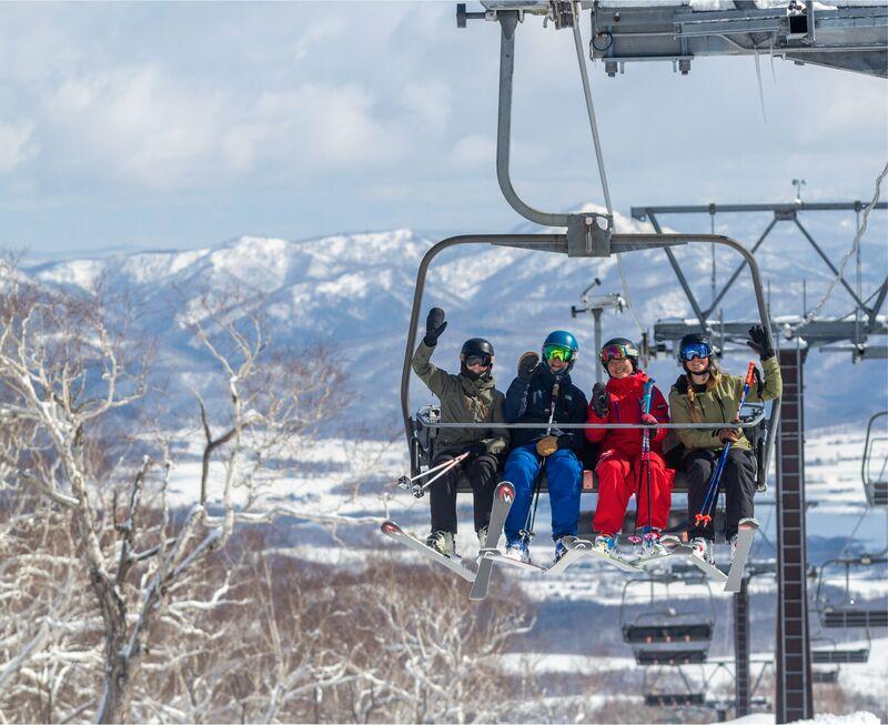 Enjoy Spring Skiing and SAVE!