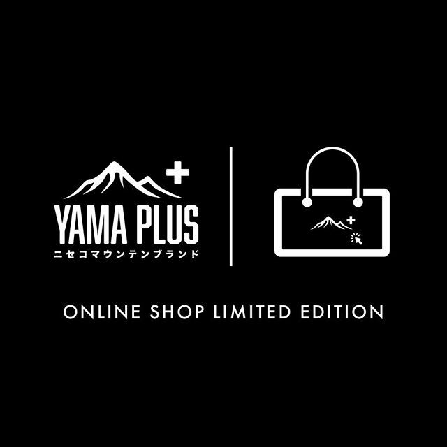 YAMA PLUS オンラインショップが期間限定でオープン!