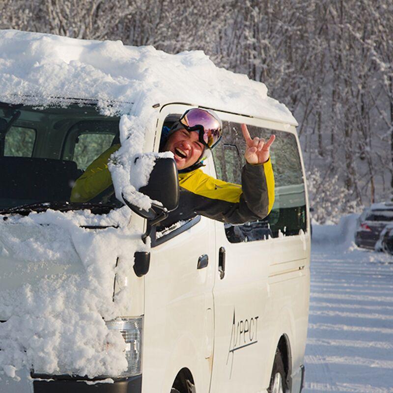 北海道民が教える雪道を安全に運転する5つのコツ