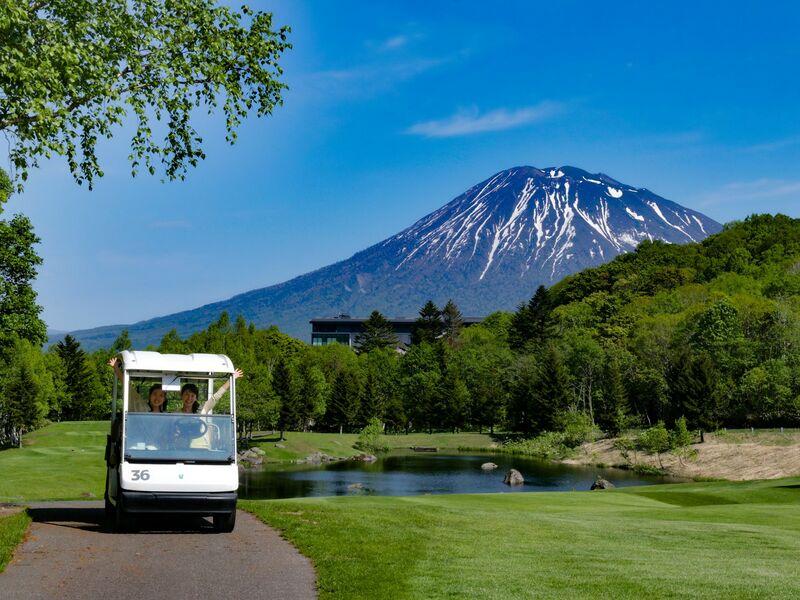 Golf Cart Tour|Hanazono Summer New Activity.
