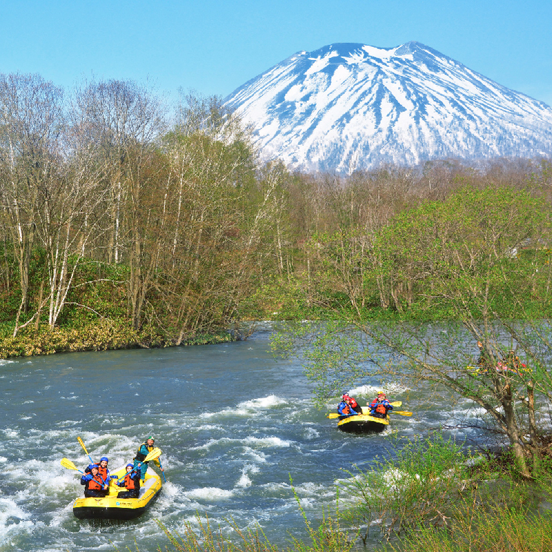HANAZONO summer activities started on 27 April!