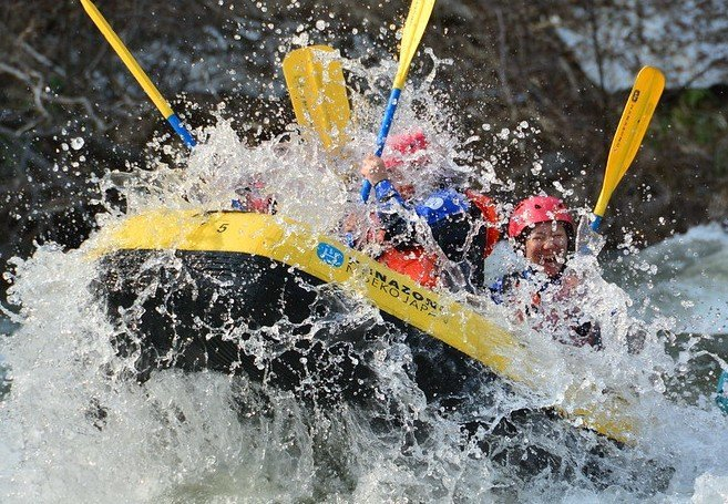 Rafting web discount