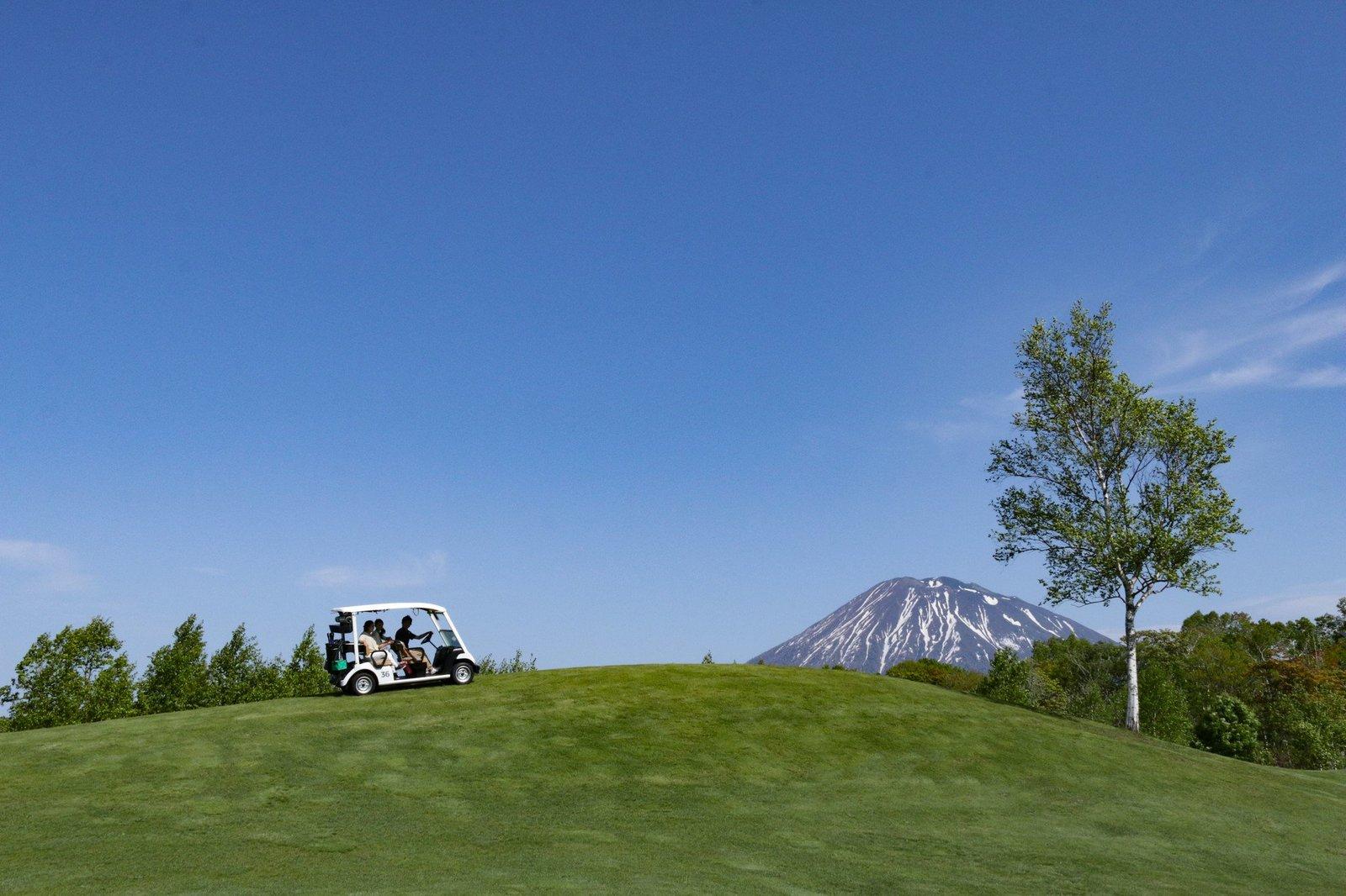 golfcart tour