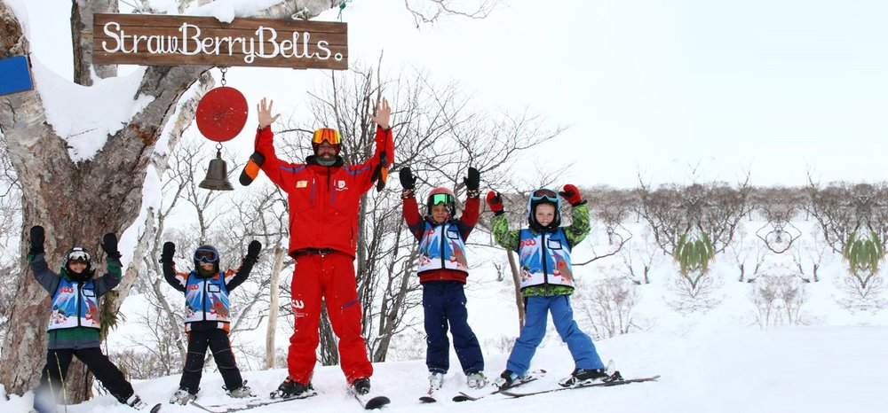 New Programs for Niseko International Snowsports School