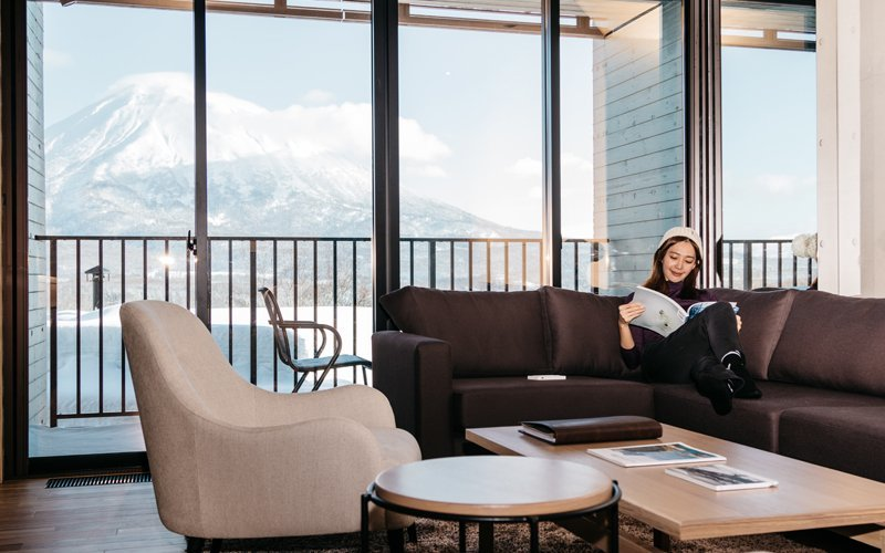 Aspect Niseko 豪華舒適的住宿體驗
