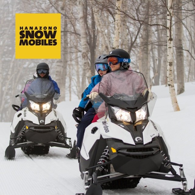 Hanazono snowmobiles medium