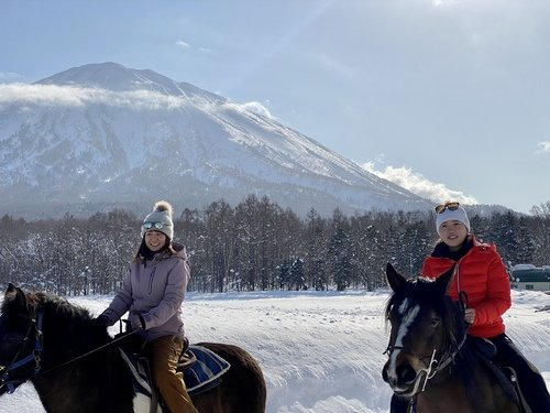 Horse riding Tour|Hanazono Winter New Activity 2020-2021