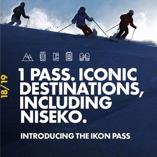 Niseko United joins the global Ikon Pass