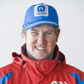 Heads of Hanazono: Andrew Peppard - Director of Snowsports