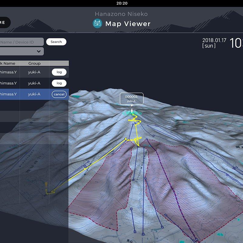 The HANAZONO Shield by Trek Track - NISS GPS tracking