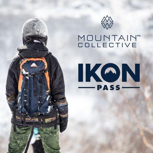 IKON and The Mountain Collective - Ride HANAZONO this season