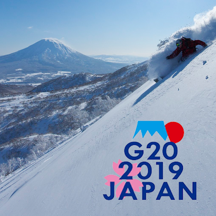 HANAZONO hosts the G20 Tourism Ministers' Meeting in 2019